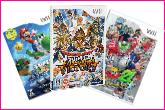ゲームソフト(Wii)