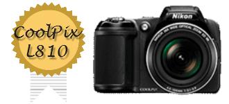 Nikonデジカメ coolpix l810 高価買取中