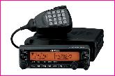 アマチュア無線機 FMデュアルバンダー20W機高価買取中