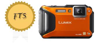 LUMIX FT5高価買取中